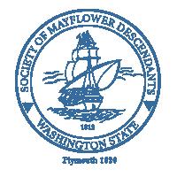 WA Society Mayflower Descendants Logo